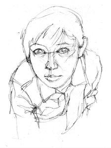 Cara Menggambar Hitam Putih Menggunakan Pensil Redd Art