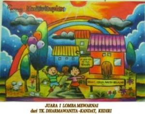 Tips Mengambar Dengan Crayon Dll Untuk Anak Anak Redd Art